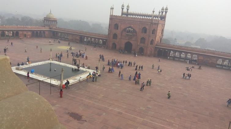 Jama Masjid View