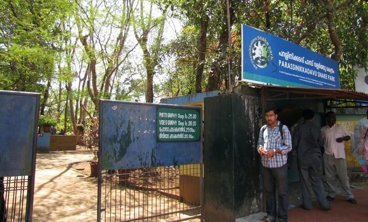 Parassinikadavu Snake Park
