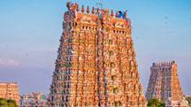 Spiritual Tour to Tamil Nadu