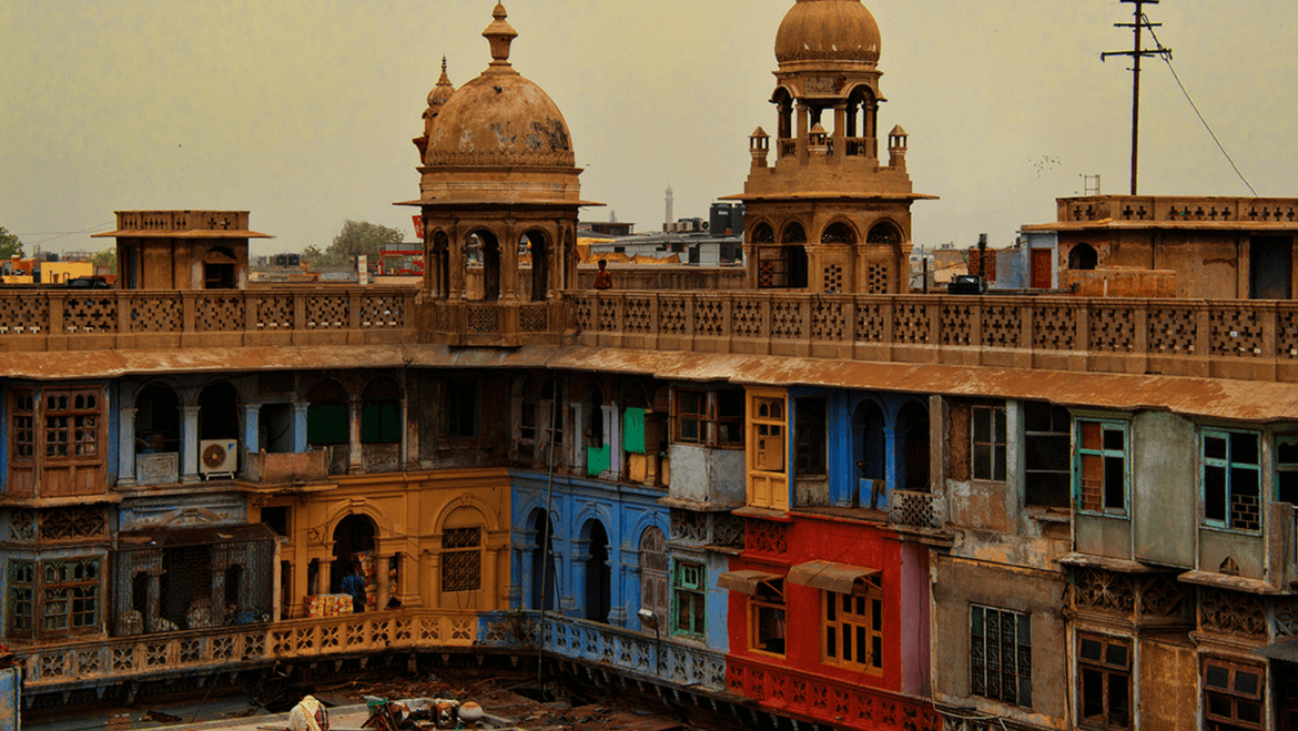 A Day in Life: Old Delhi