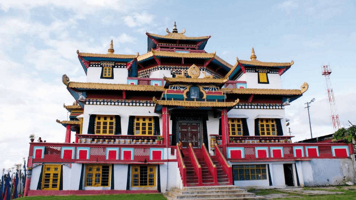 Best Places for Monasteries and Temple Tours in Northeast India