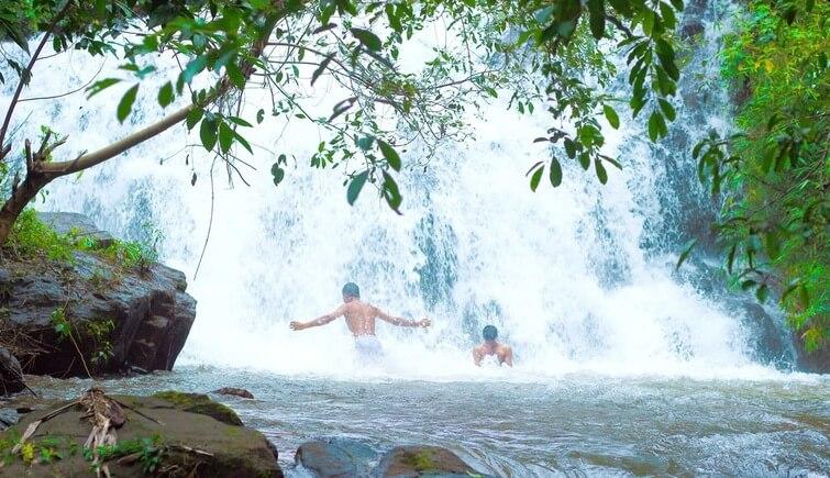 Enjoy the charm of Pulikode Waterfalls