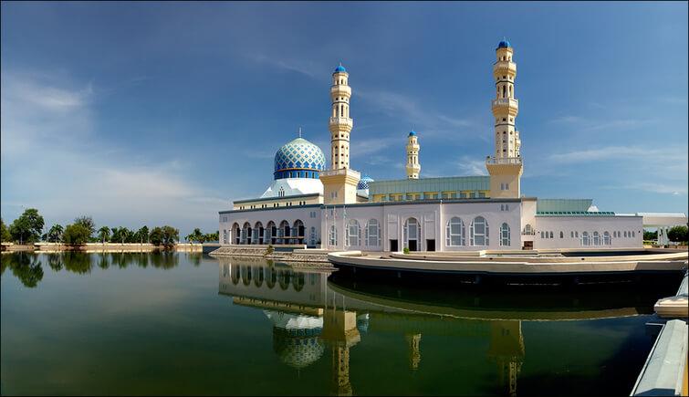 Masjid Bandaraya, Kota Kinabalu