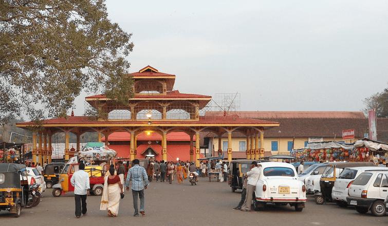 Mahadeva Temple, Ettumanoor