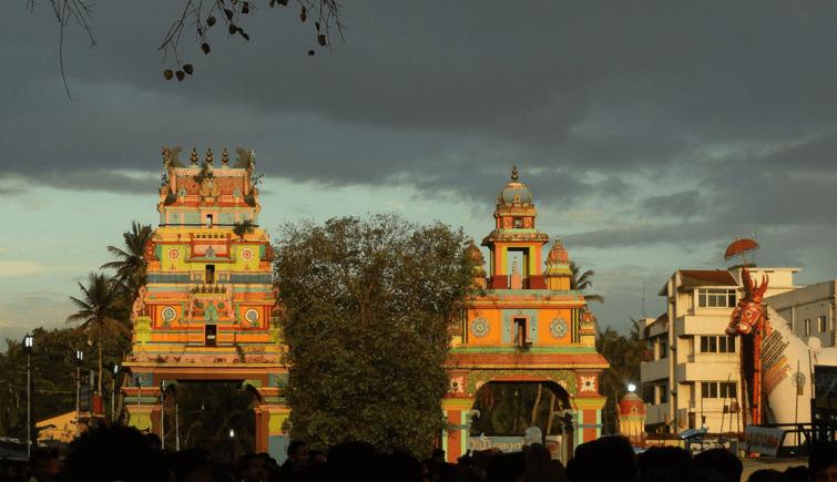 Parabrahma Temple, Oachira