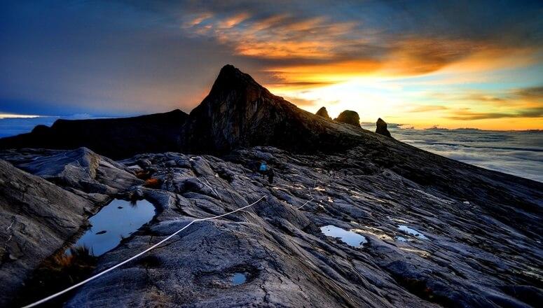 Scale Mt. Kinabalu