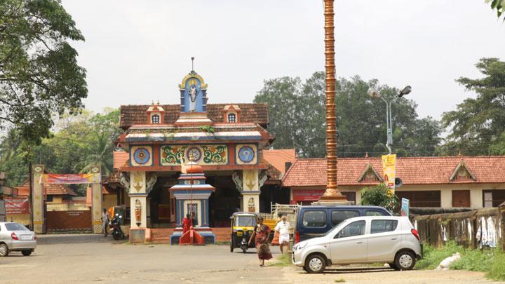 SreeVallabha Temple, Tiruvalla