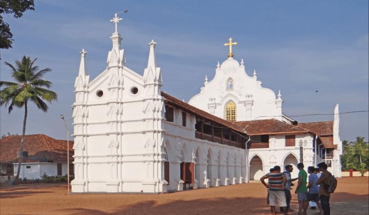 St.Mary's Forane Church, Kuravilangad