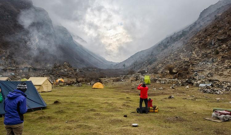 Trekking in Mt Jomolhari