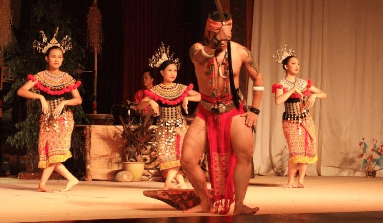 Visit the Living Cultural Museum in Sarawak