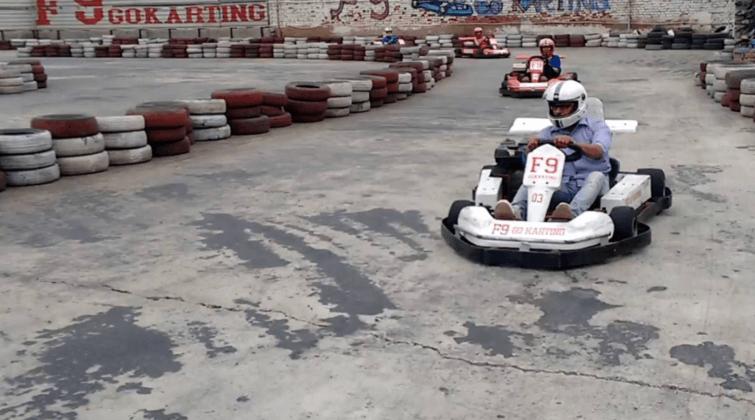 F9 Go Karting, Gurgaon