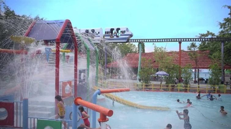 Dreamworld Water Park Thrissur