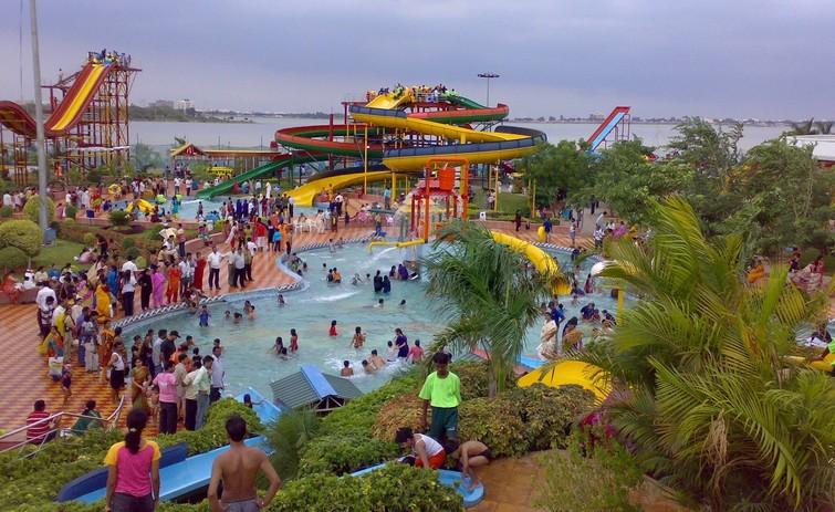 Ocean Park Hyderabad