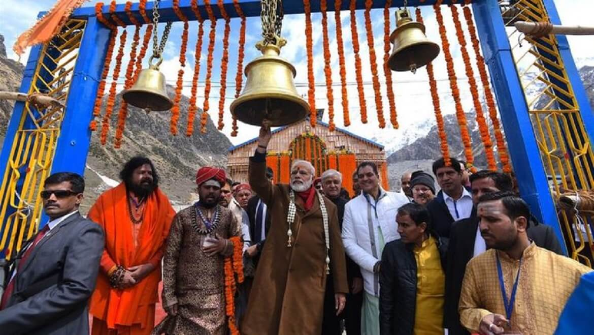 Record Footfall in Char Dham Yatra in Uttarakhand: Over 2.21 Performed Pilgrimage