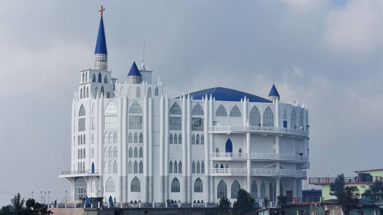 Nagaland Now Houses the Largest Church in Asia