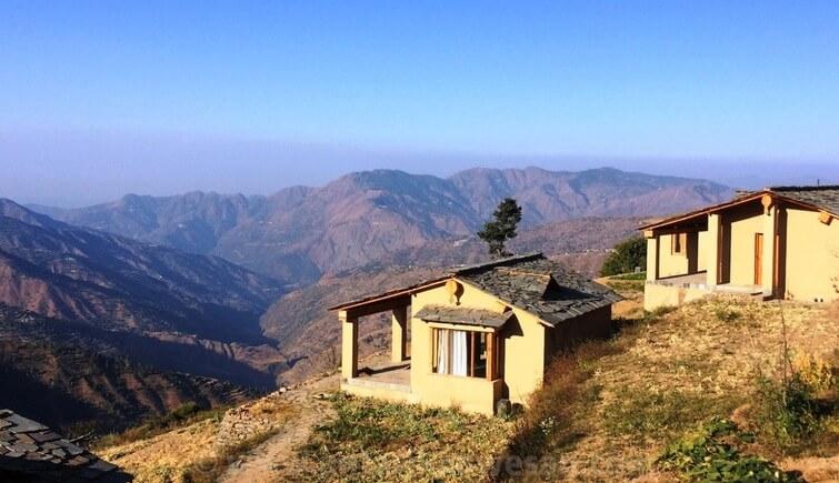 The Goat Village, Uttarakhand