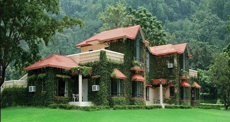 The Welcomheritage Corbett Ramganga Resort