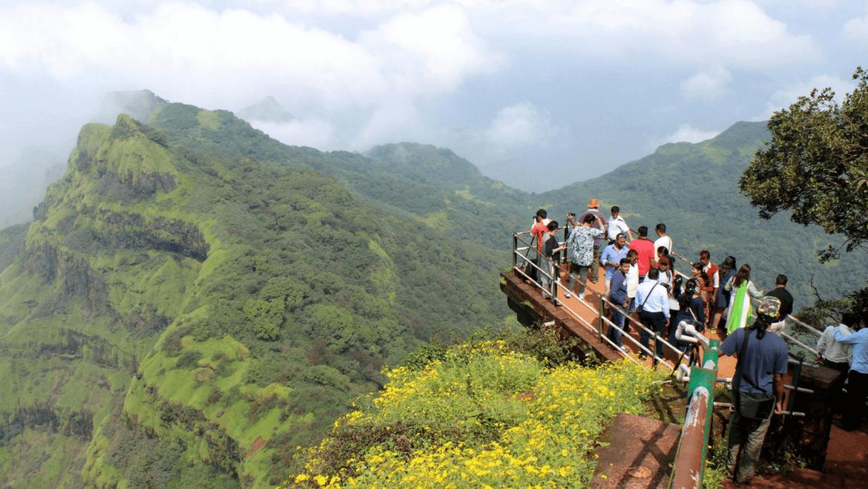 12 Best Monsoon Weekend Getaways Near Mumbai