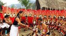 Hornbill Festival Tour in Nagaland