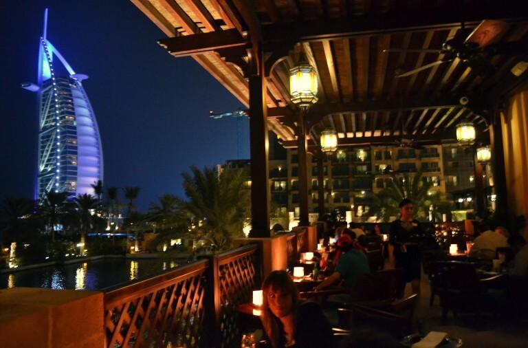 Bahri Bar Nightlife Dubai