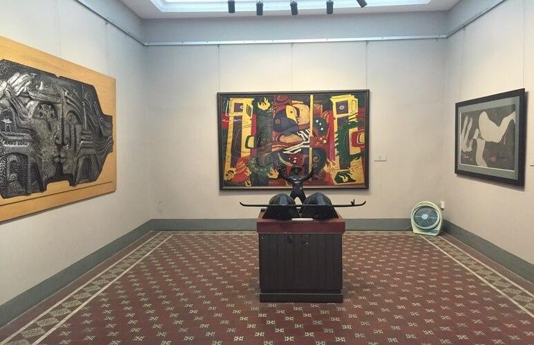 Fine Arts Museum Ho Chi-Minh City Vietnam