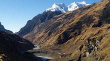 Milam Glacier Trekking Tour
