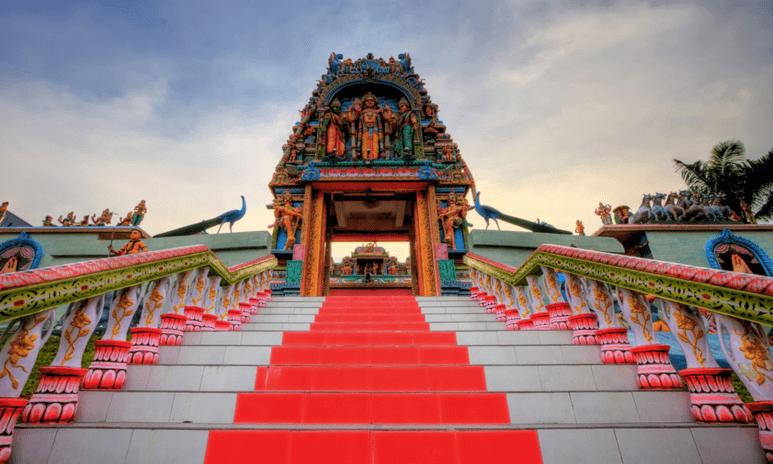 Sri Murugan Hill Temple