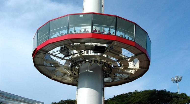 Taming Sari Tower