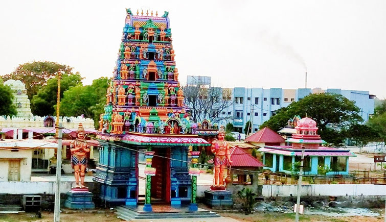 Anjaneya Swamy Temple