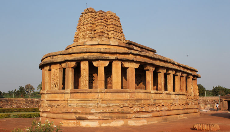 Goddess Durga Temple in Aihole