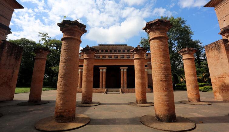 Kangla Fort Imphal