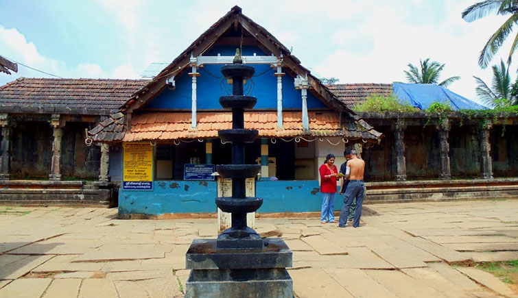 Thirunelli Temple, Kerala