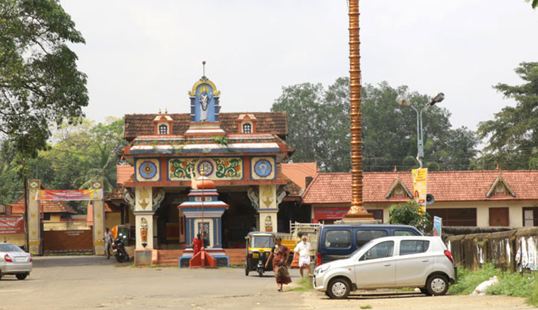 Thiruvalla Temple, Kerala