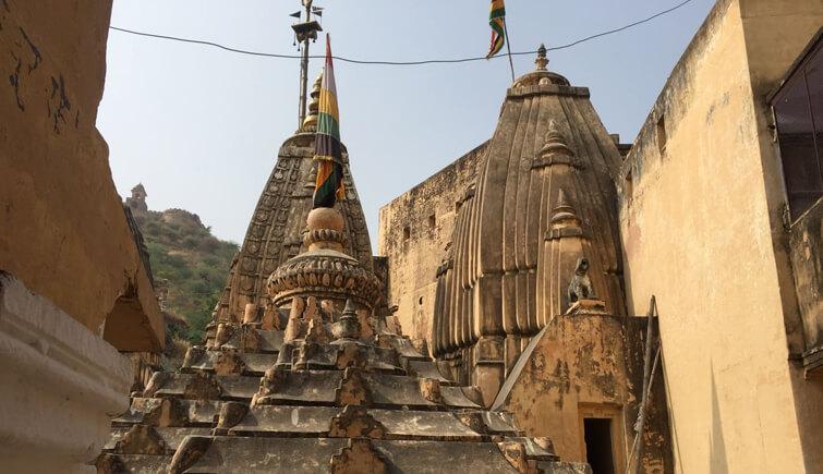 Ambikeshwar Temple Amer Fort