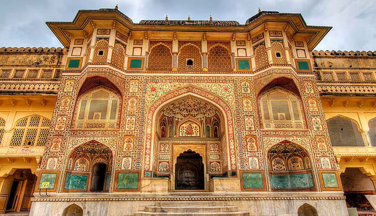 Ganesh Pol Amer Fort Rajasthan