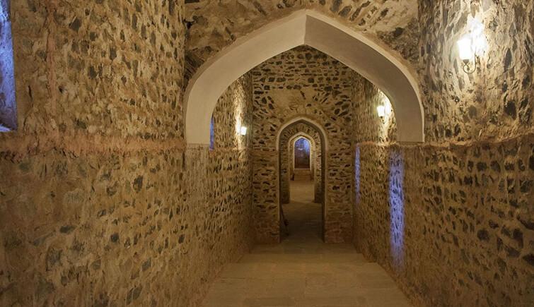 Secret Passage in Amer Fort