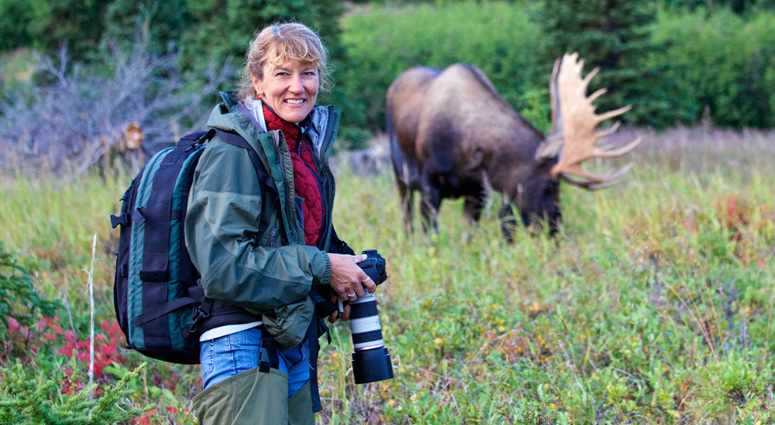 Susan McConnell Wildlife Photographer