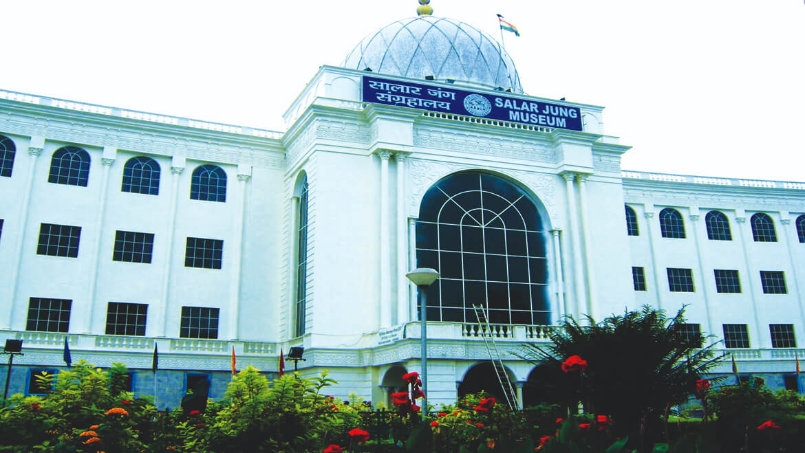 Experience History Come to Life at Salar Jung Museum Hyderabad