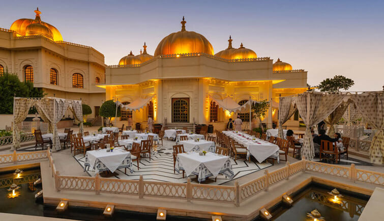 Accommodations in Udaipur