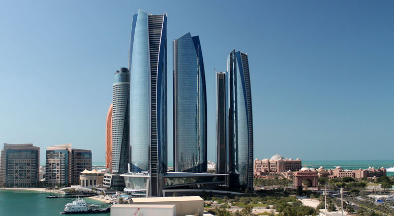 Etihad Tower Complex