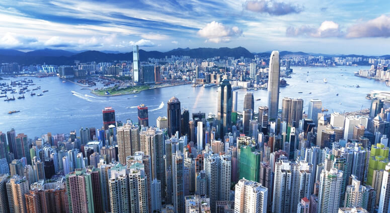 Hong Kong Resemblance to Western Counrty