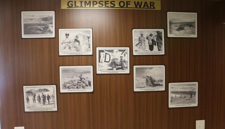 Kargil War at Hall of Fame