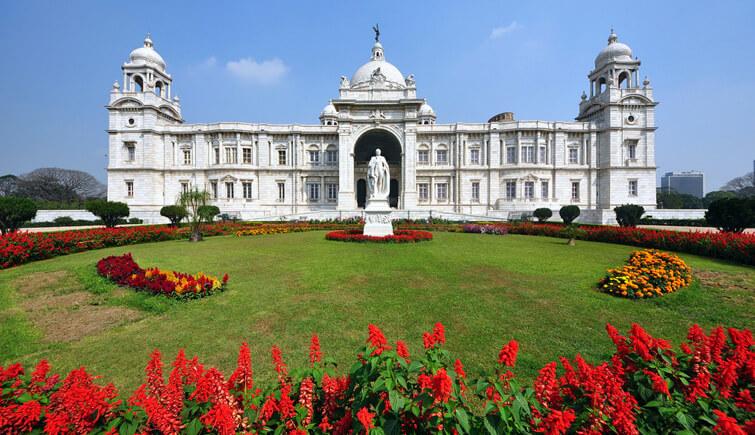 Garden Victoria Memorial