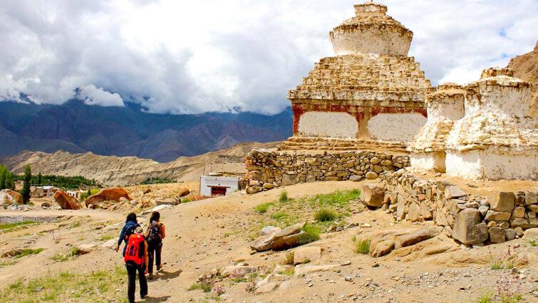 Sham Valley Ladakh India