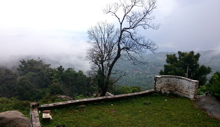 Trekking in Swamimalai Hills