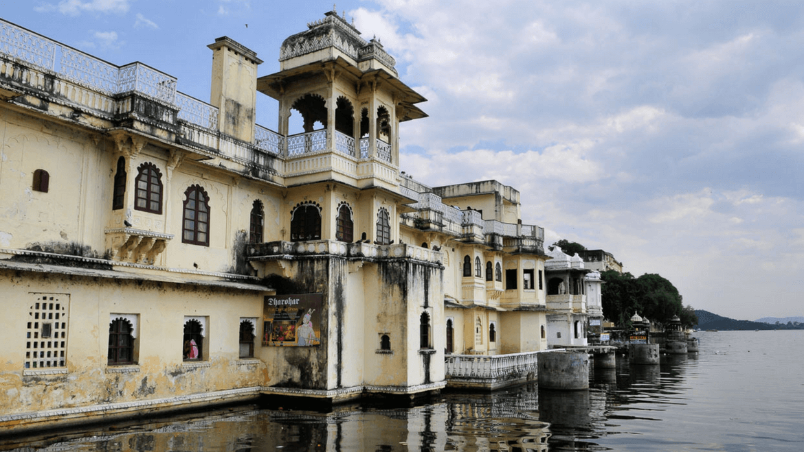 Bagore Ki Haveli : A Heritage Site with Breathing Past and Dwelling Present