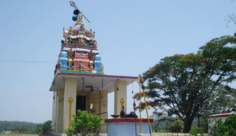 Velavan Temple - Murugan Temple