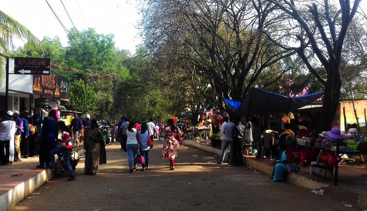 Yelagiri Local Market