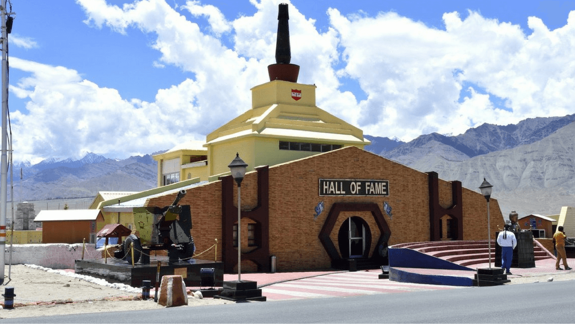 Hall of Fame – A Splendid Museum in Leh Dedicated to the Indian Soldiers