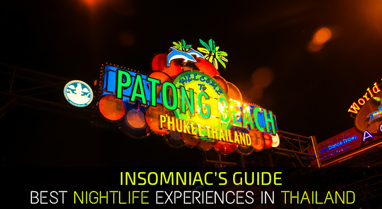 Nightlife Experiences in Thailand